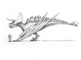 Jurassic Park novel illustration by eatalllot on DeviantArt