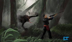 The Hunter and the Demon (Hmong Scary Story)