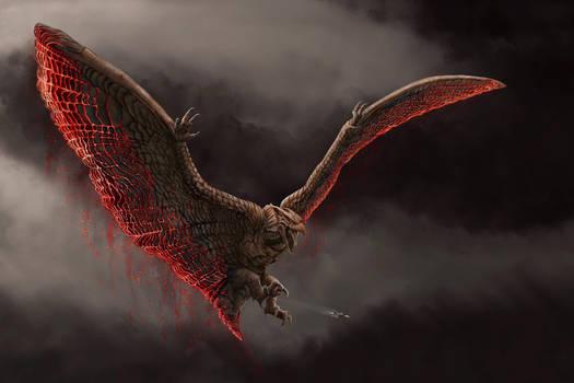 The Fire Demon