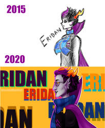 Eridan redraw by AnsoniaMuelleri