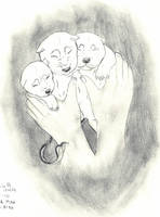 Thi little angel by porshiawolfe