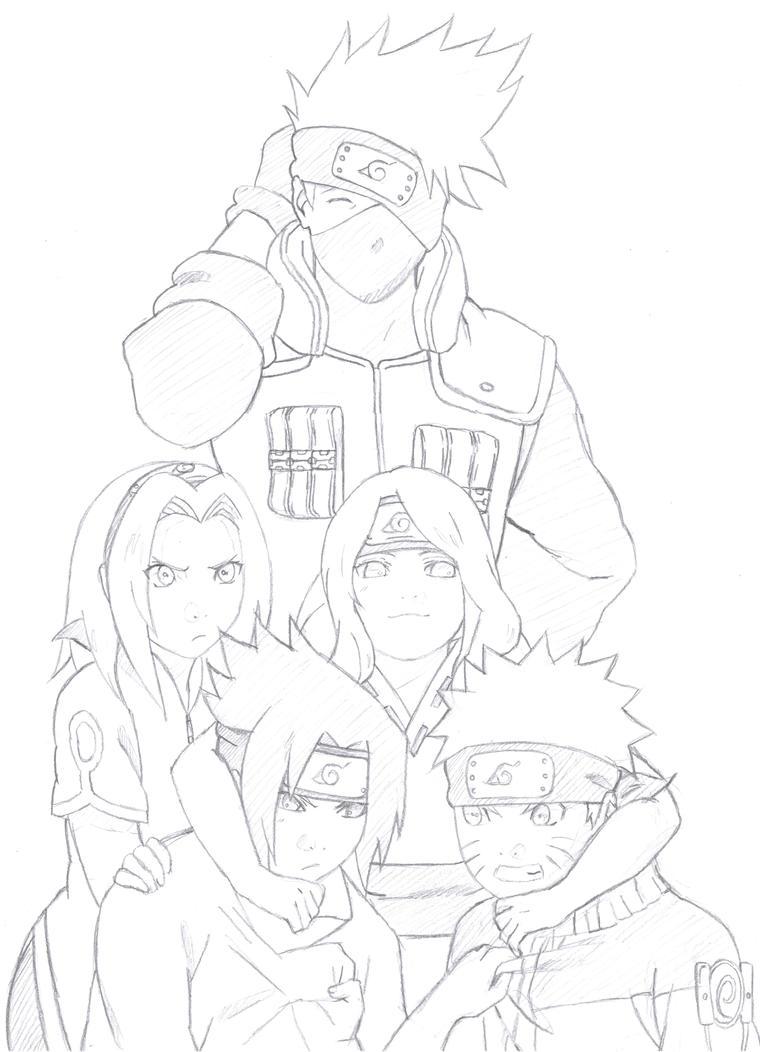 Team 7 by giyaed