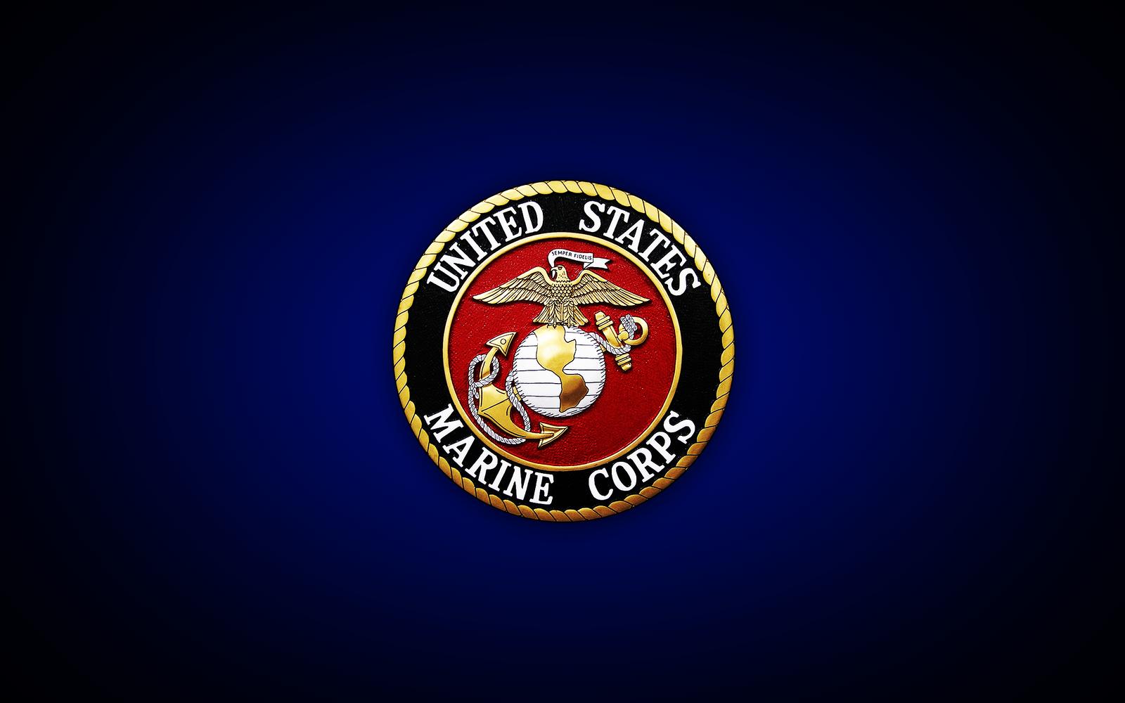marine logo wallpaper 04 - photo #1