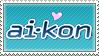 Stamp: Ai-Kon by Serenity-Sama