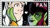 Stamp: Benny x Cale Fan by Serenity-Sama