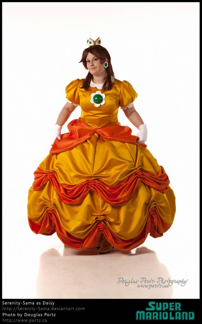 Princess Daisy Cosplay I by Serenity-Sama