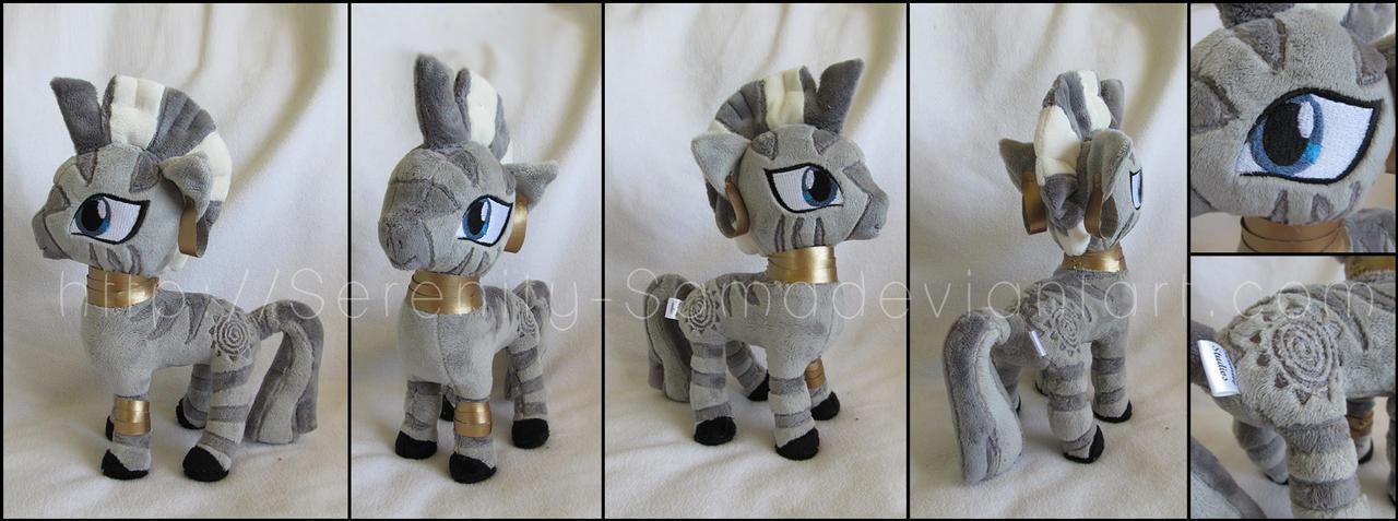 Plushie: Zecora - My Little Pony: FiM by Serenity-Sama