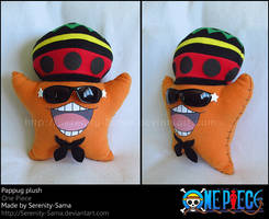 Plushie: Pappug - One Piece by Serenity-Sama