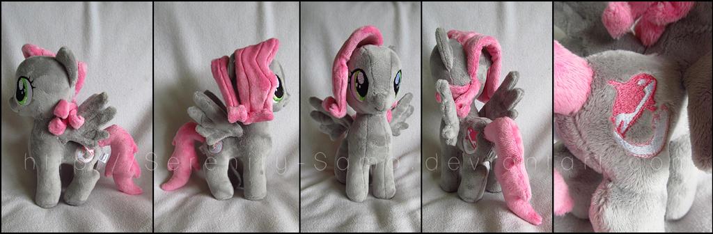 Plushie: Pony OC 2 - My Little Pony: FiM by Serenity-Sama