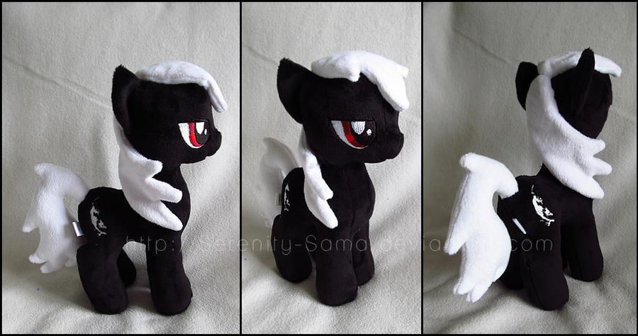 Plushie: OC 3 - My Little Pony: FiM by Serenity-Sama