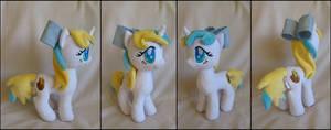 Plushie: Pony OC 5 - My Little Pony: FiM by Serenity-Sama