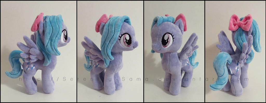 Plushie: Flitter - My Little Pony: FiM by Serenity-Sama