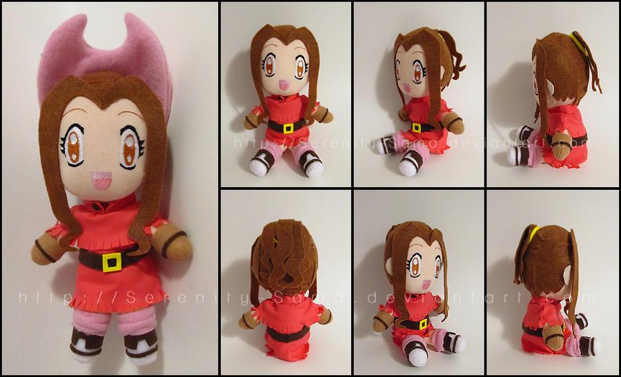 Plushie: Mimi - Digimon by Serenity-Sama
