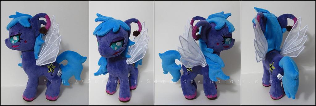 Plushie: Pony OC 8 - My Little Pony: FiM by Serenity-Sama