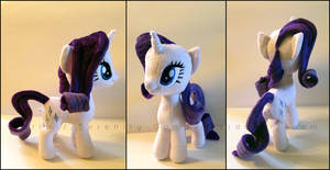 Final Regular Pony Pattern