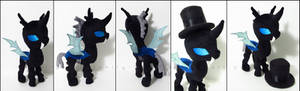 Plushie: Changeling - My Little Pony: FiM