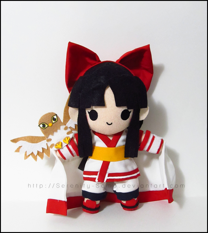Chibi Nakoruru - Samurai Shodown Series by Serenity-Sama