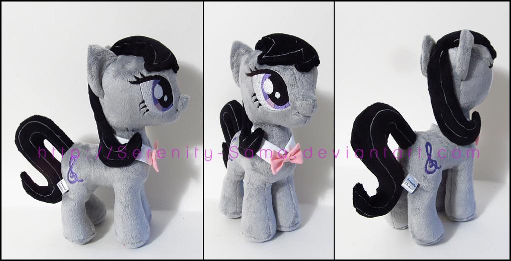 Plushie: Octavia - My Little Pony: FiM by Serenity-Sama