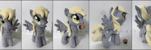 Plushie: Derpy Hooves - My Little Pony: FiM