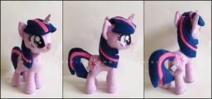 Plushie: Twilight Sparkle - My Little Pony: FiM