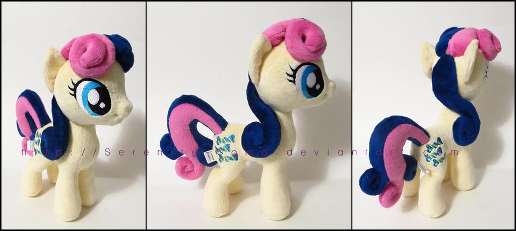 Plushie: Bon Bon - My Little Pony: FiM by Serenity-Sama