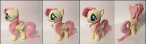 Plushie: Fluttershy v2: My Little Pony: FiM