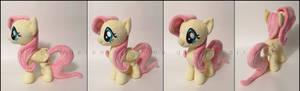 Plushie: Fluttershy v2: My Little Pony: FiM