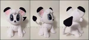Plushie: Kimba - Kimba the White Lion by Serenity-Sama