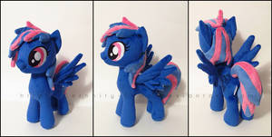 Plushie: Krystal Skye - My Little Pony: FiM
