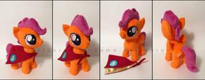 Plushie: Scootaloo - My Little Pony: FiM