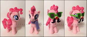 Plushie: Pinkie Pie and accessories - MLP:FiM