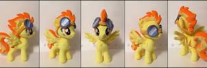 Plushie: Spitfire - My Little Pony: FiM by Serenity-Sama