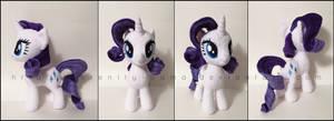 Plushie: Rarity - My Little Pony: FiM