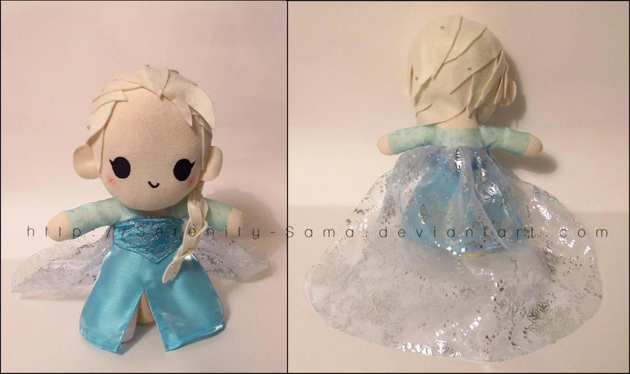 Chibi Elsa - Frozen by Serenity-Sama