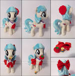 Plushie: Coco Pommel + Acces - My Little Pony: FiM
