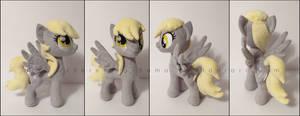Plushie: Derpy - My Little Pony: FiM