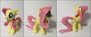 Plushie: Fluttershy 3.0 - My Little Pony: FiM
