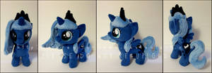 Plushie: Filly Luna (Woona) - MLP:FiM