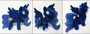 Plushie: Princess Luna - My Little Pony: FiM
