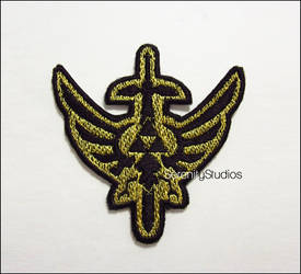 Sword Crest Patch