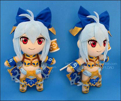 Plushie: Meru - Legend of Dragoon by Serenity-Sama
