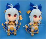 Plushie: Meru - Legend of Dragoon