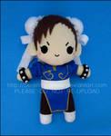 Chibi Chun-Li - Street Fighter