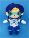 Chibi Sailor Mercury - Sailor Moon