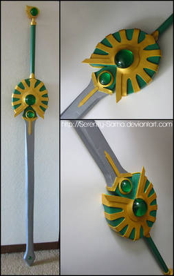 Prop: Fuu's Sword 2.0 - Magic Knight Rayearth