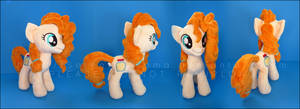 Plushie: Pear Butter - MLP: FM by Serenity-Sama