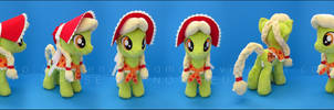 Plushie: Young Granny Smith- MLP: FiM by Serenity-Sama