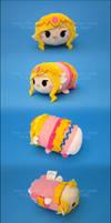 Stacking Plush: Mini Princess Zelda