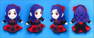 Plushie: Vivaldi - Alice in the Country of Hearts