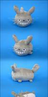 Stacking Plush: Small Totoro